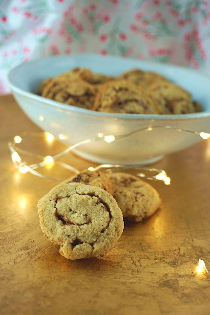 Low Carb Zimtschnecken Kekse – Leckere Plätzchen ohne Kohlenhydrate