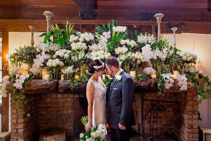 Real Wedding – Kelly + Patrick