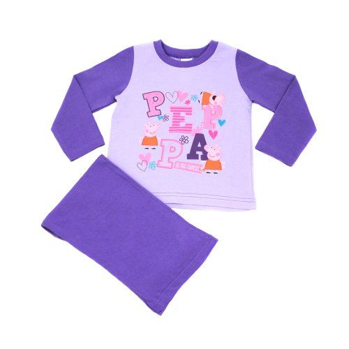 Peppa Pig Pyjamas | Peppa Pig PJs | Age 3 to 4 Years has been published on http://www.discounted-baby-apparel.com/2013/08/08/peppa-pig-pyjamas-peppa-pig-pjs-age-3-to-4-years/