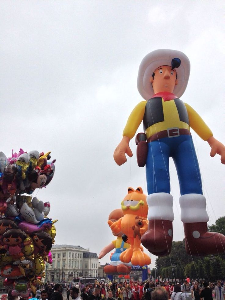 La Fête de la BD en Bruselas