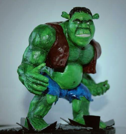 Hulk/Shrek #Hulk/Shrek