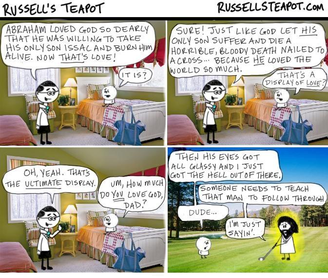 Russell's Teapot #75