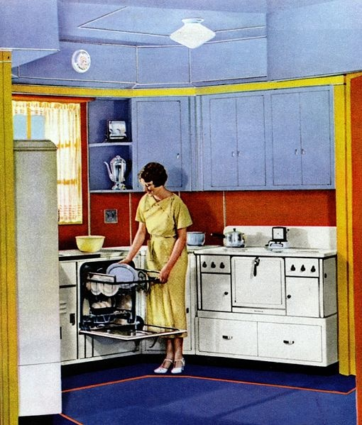 Kitchen - 1937