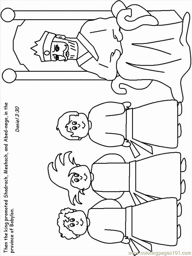 - Shadrach Meshach And Abednego Coloring Page Inspirational Shadrach Meshach Colouring  Pages Pag… In 2020 Coloring Pages, Coloring Pages Inspirational, Bible Coloring  Pages