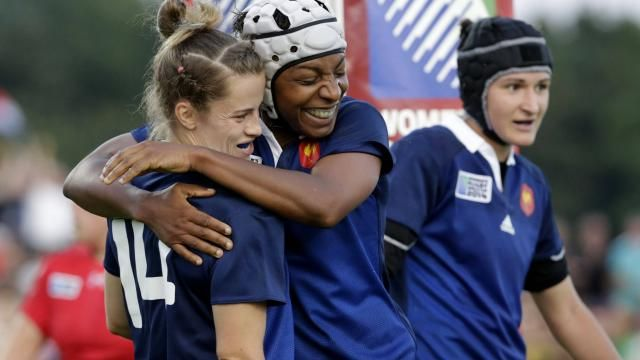 Rugby féminin. Audience record sur France 4 pour les rugbywomen - Ouest-France - 02/08/2014