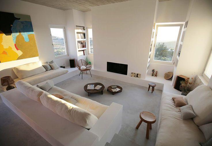 belle maison à louer à Paros, | INTERIOR