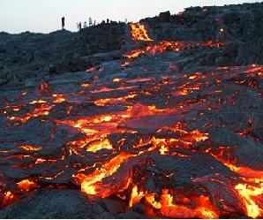 lava flow, volcano, Big Island: Hawaiian Volcanoes, Lava Flowing, National Parks, Kilauea Volcanoes, Hawaii Volcanoes, Travel Vacations, Vacations Hawaii, Big Islands, Volcanoes National