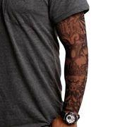Chicago Bulls Dark Undertone Tattoo Sleeve - NBA Store