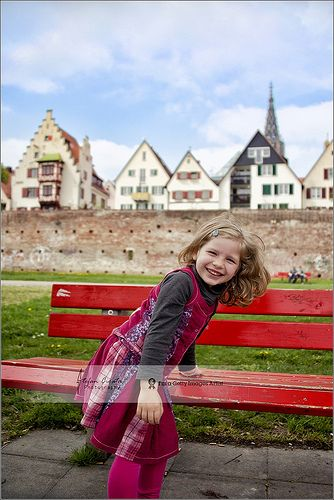 Greetings and smiles from Ulm | Germany