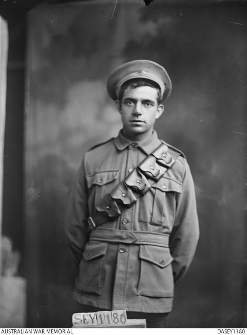 Private Walter Lane (or Lance) Franklin.