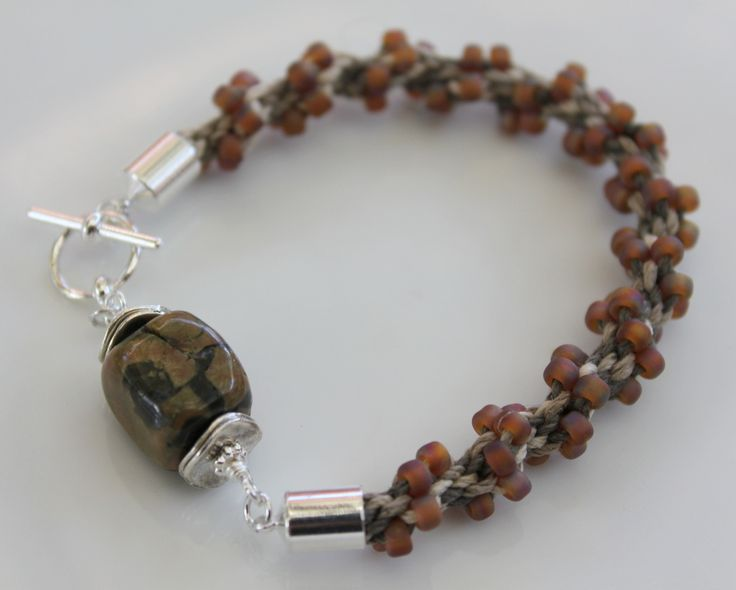 Contemporary Braided Bracelet B100