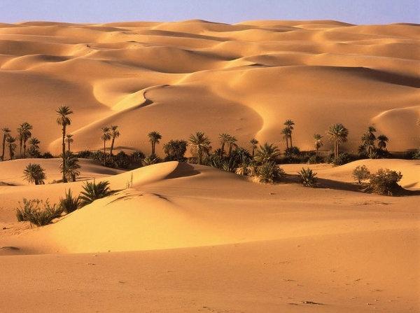 Desierto del Sahara (Libia)