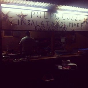 Da Giacomo, Castellammare - best couscous ever !