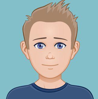 Este es Matt, el hijo de Sara, la prota de Cupcakes en Manhattan. Para saber más sobre el personaje http://www.olgadellera.com/personajes-cupcakes-en-manhattan/
