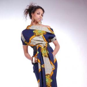 Trendy African Dress Designs