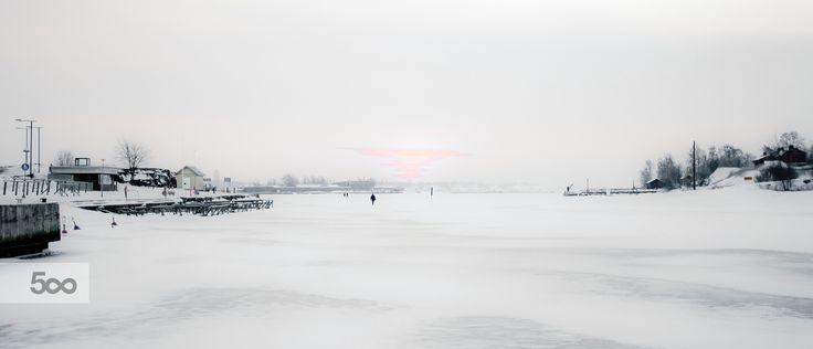 walk on the sea by Graziella Serra Art & Photo on 500px