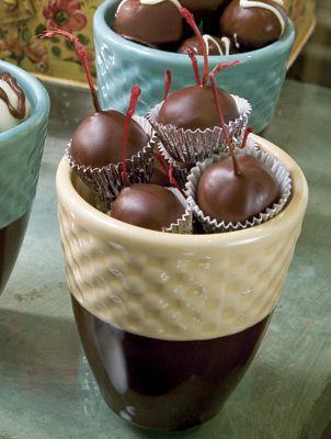 Chocolate Covered Cherries...