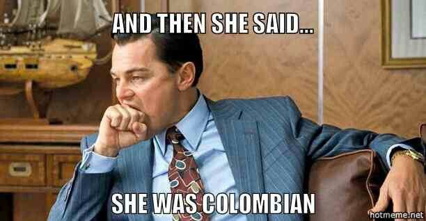 Colombia memes
