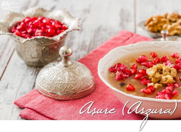 Aszure (Aszura, ashure, aşure): wegański deser o islamskich korzeniach