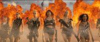 Bravo TV, Reality shows, Beyonce, Asses, Butts, Man Buns.