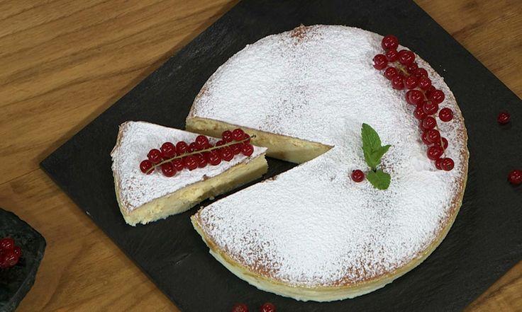 Pastel de queso japonés shared with pixbuf.com