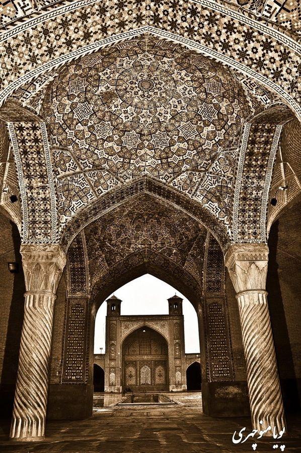 Vakil Mosque Shiraz, Iran