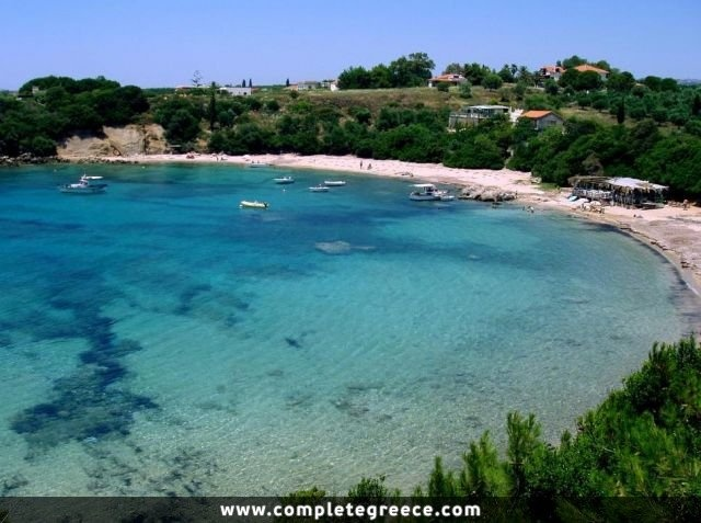 Vromoneri Beach - Gargaliani - #Greece