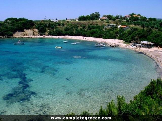 Vromoneri Beach - Gargaliani - #Greece