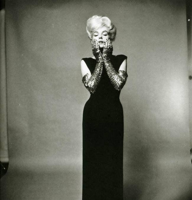 Последние фотографии Мэрилин Монро. Фотограф Берт Стерн.