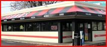 Gino's pizza (Toledo, Ohio)