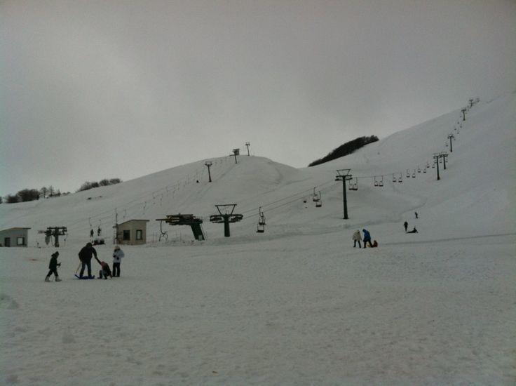 Χιονοδρομικό Κέντρο Ανηλίου-Μετσόβου in Ανήλιο-Μέτσοβο
