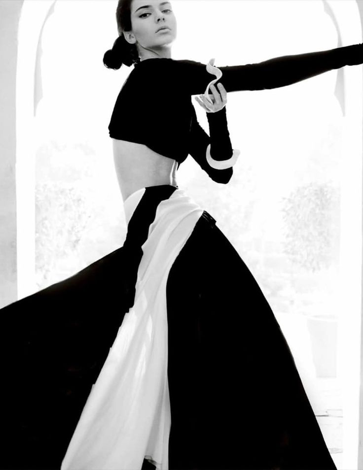 Vogue India May 2017 Kendall Jenner by Mario Testino - Fashion Editorials
