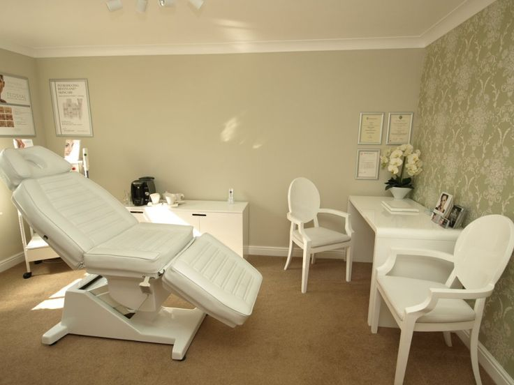 Image result for semi permanent treatment room.at home