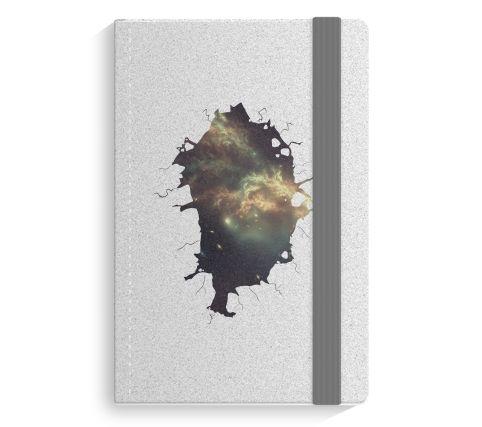 Into Space - Lovemarks - Libreta
