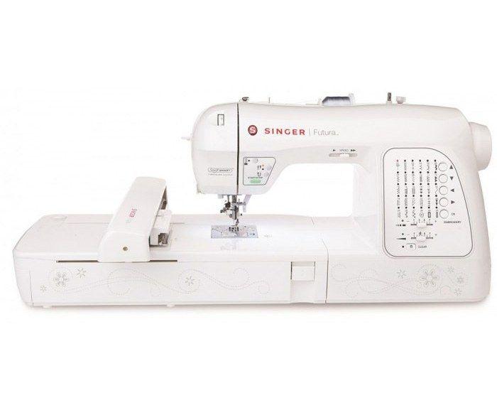 Macchina per cucire e ricamare Singer Futura XL-420