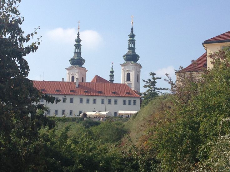 Strahov Monastery in Prague