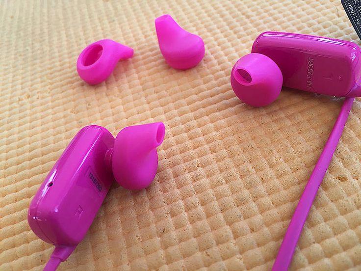 Praxistest JVC HA-F250BT Bluetooth In Ear-Kopfhörer