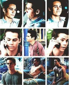 Dylan O'Brien - adorable scenes from The First Time (movie)
