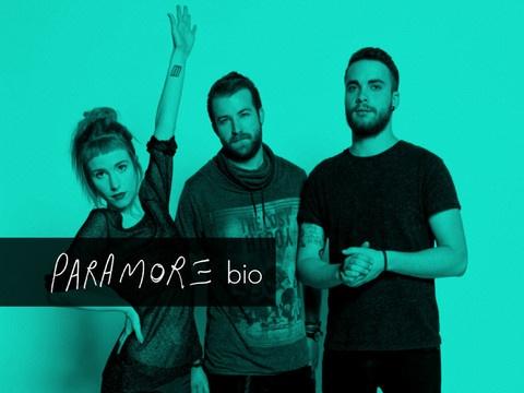 PARAMORE and More || Mais sobre Paramore nunca é suficiente