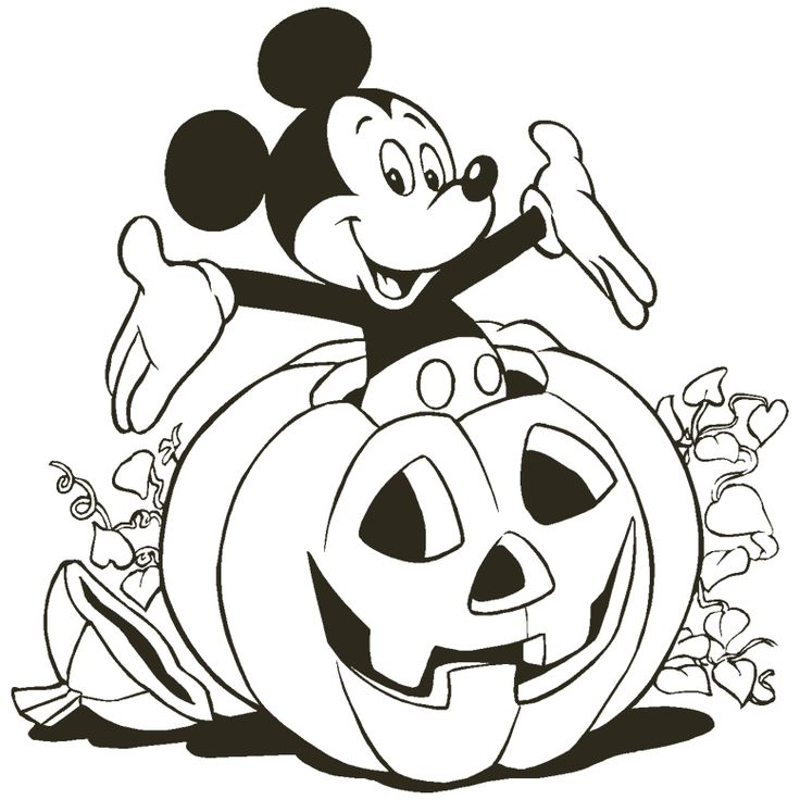478 best images about Mickey Mouse  Friends Colouring Pages on