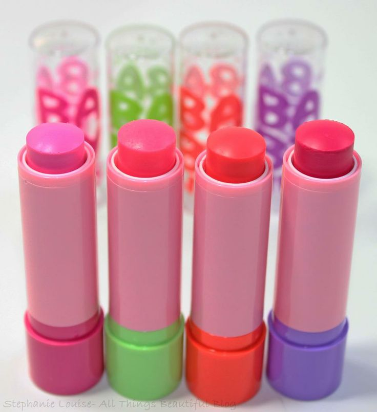 Maybelline Spring 2014 Baby Lips Pink'ed LE Collection