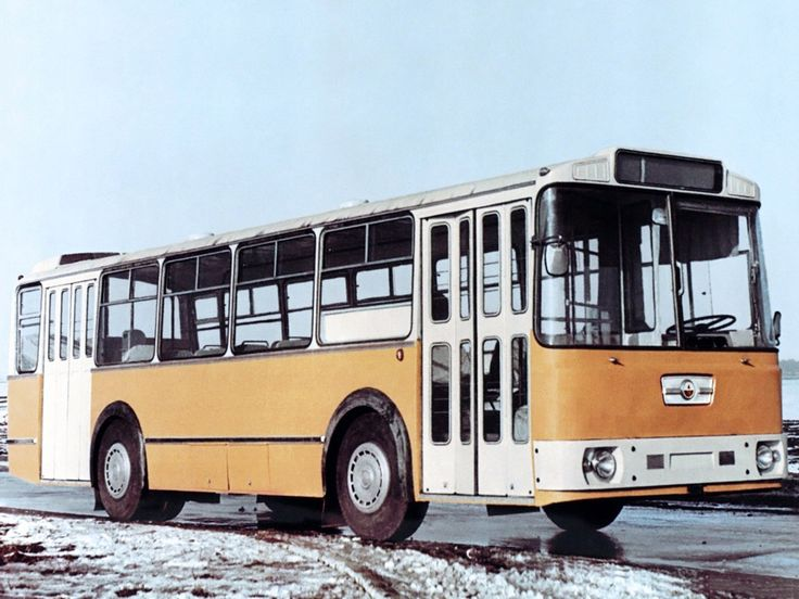 ЛАЗ 698 Опытный '1966–67