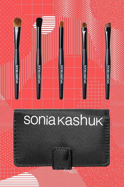 """25 Magical Drugstore Beauty Buys #refinery29  http://www.refinery29.com/cheap-makeup#slide3  """"Makeup brushes have never really been my bag — I'm much more of the """"use my finger"""" kind of girl when it comes to applying makeup. But, every now and then there's an eye look that requires that I use a slanted liner brush, or a lip color that begs for a lip brush to get it just right. I can't justify spending a small fortune on brushes I only use every once and a while, but I also don't want to ..."""