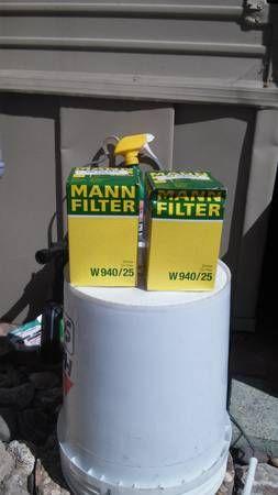 Oil Filters (MANN) (Oceanside) $7