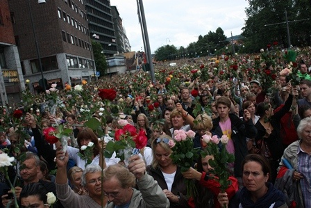 Oslo, 25th of July 2011. Photo: Marie S. Vestgård