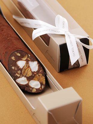 nougat packaging // Fiorentina – Grand Hyatt Tokyo
