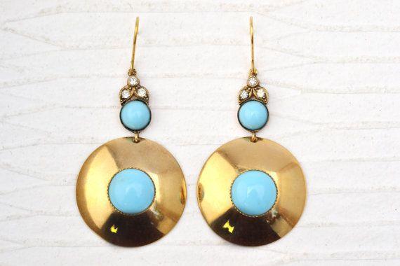 Cecilia   Italian Vintage Jewelry Swarovski di SmeraldaVintage