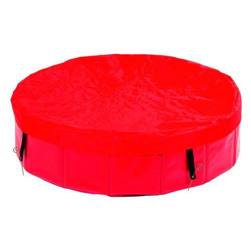 Bâche de piscine pliable pour chiens  GRAND 12E