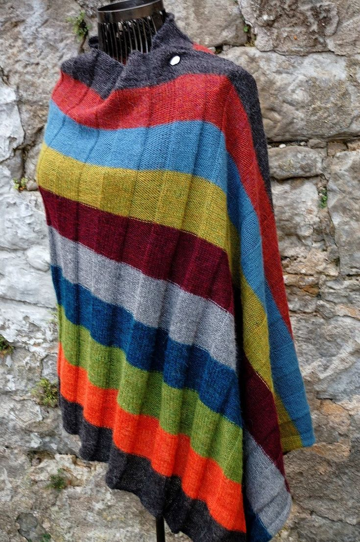 2115 best Tücher images on Pinterest | Knitting stitches, Knit ...