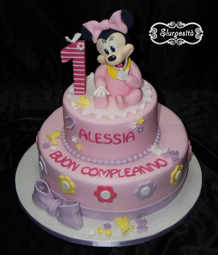 Famoso 269 best A primo compleanno images on Pinterest | Cake ideas  DZ43